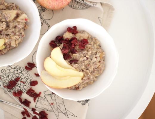 Eisen porridge