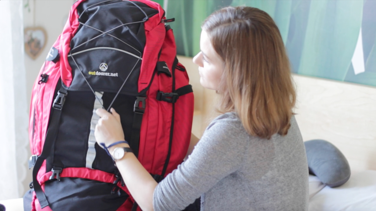 Komplette Packliste für Backpacker (Südostasien, Frauen)