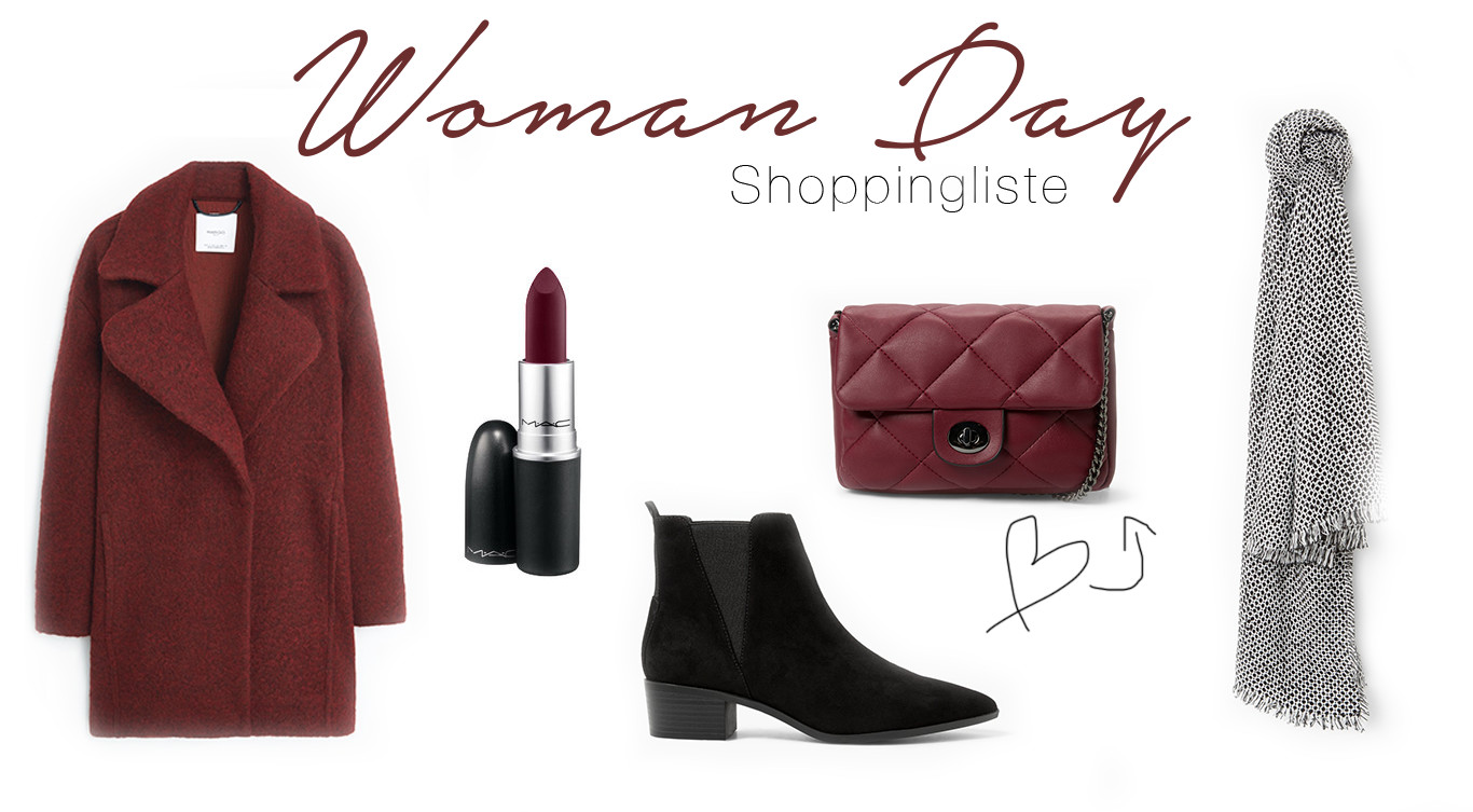 WOMAN DAY: -20% shoppen!