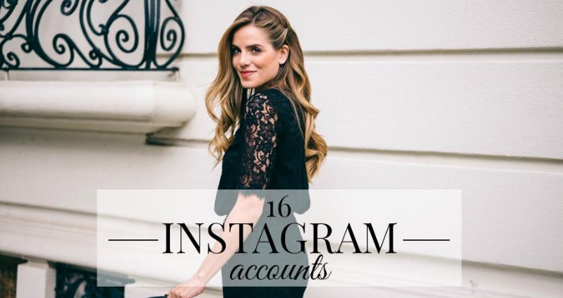 16 Instagram Accounts, denen ihr 2016 folgen solltet