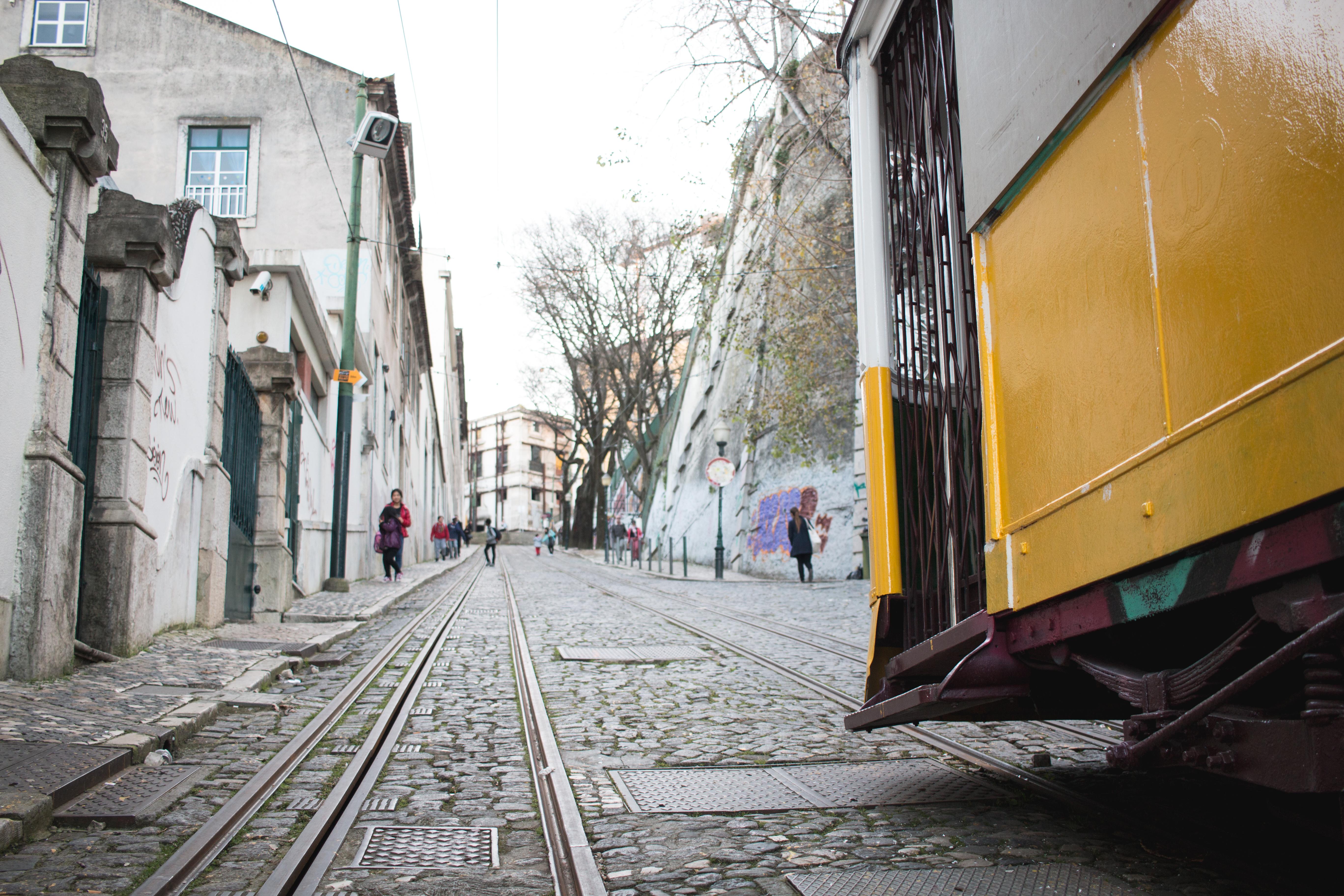 TRAVEL GUIDE: Lissabon Stadtführer