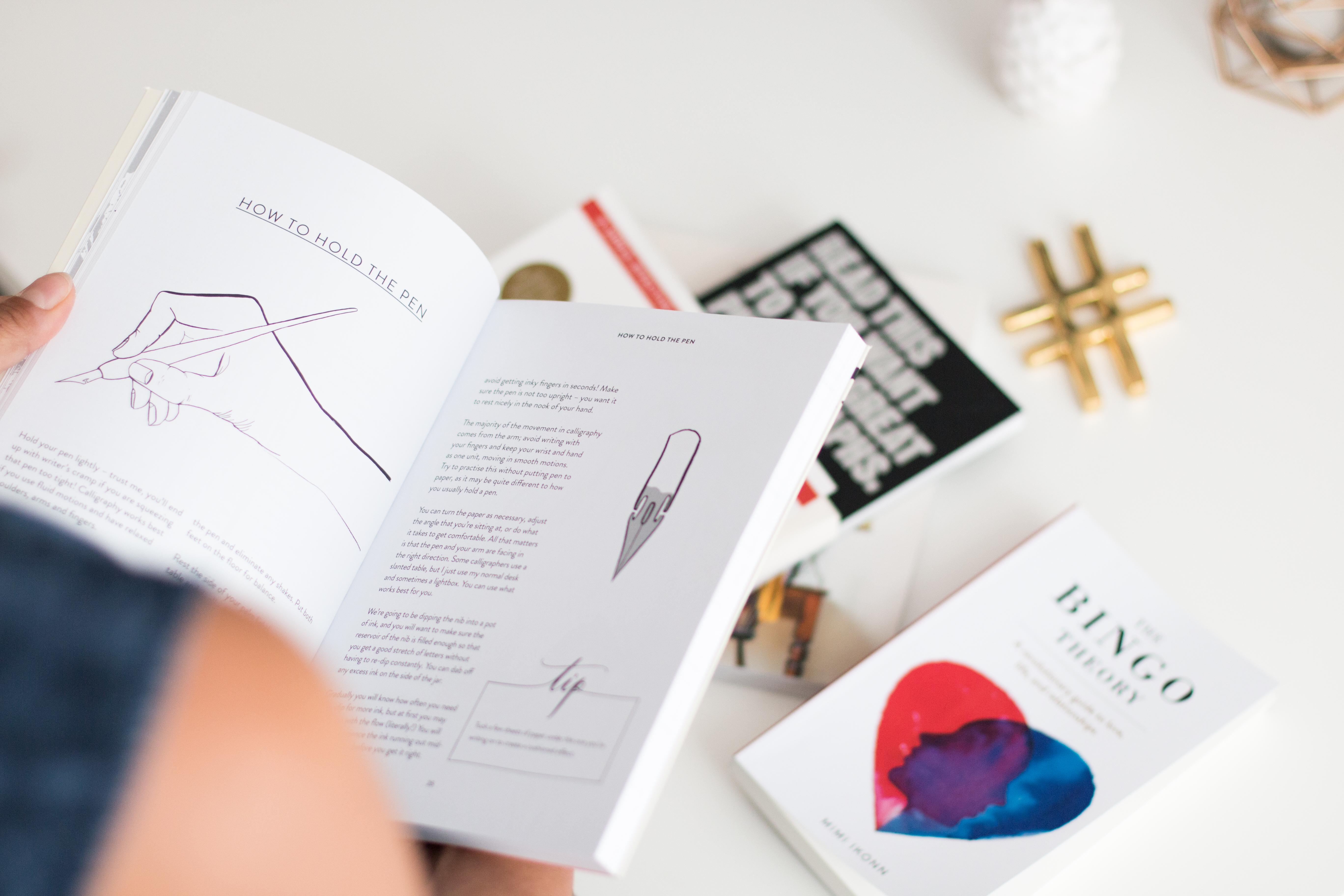 BUCH HAUL: 5 motivierende Bücher