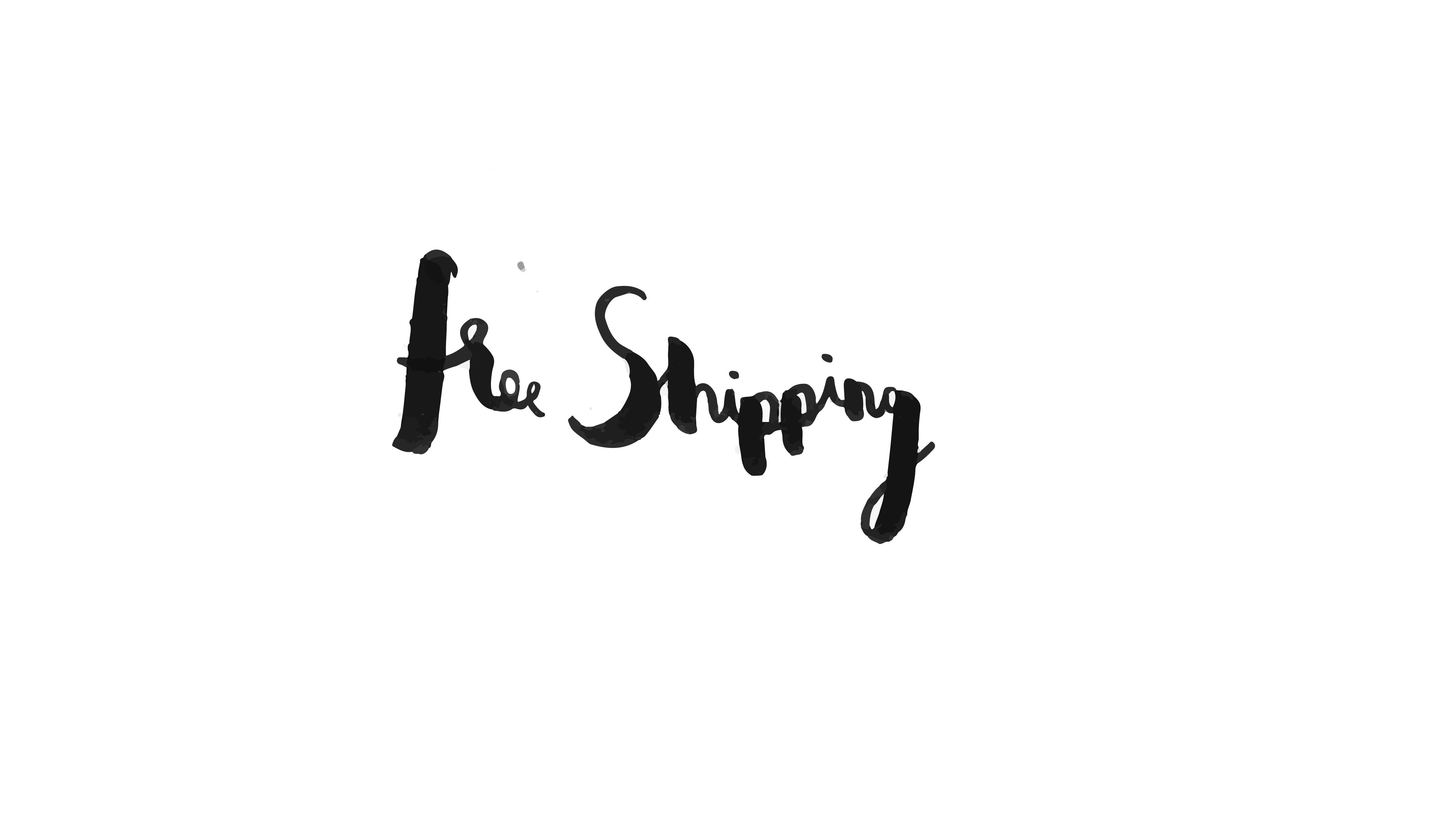 Online Shop Q&A + FREE SHIPPING!