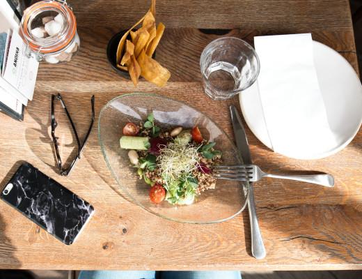Annalaurakummer, London, vegan, restaurants, food, guide, essen, cafes