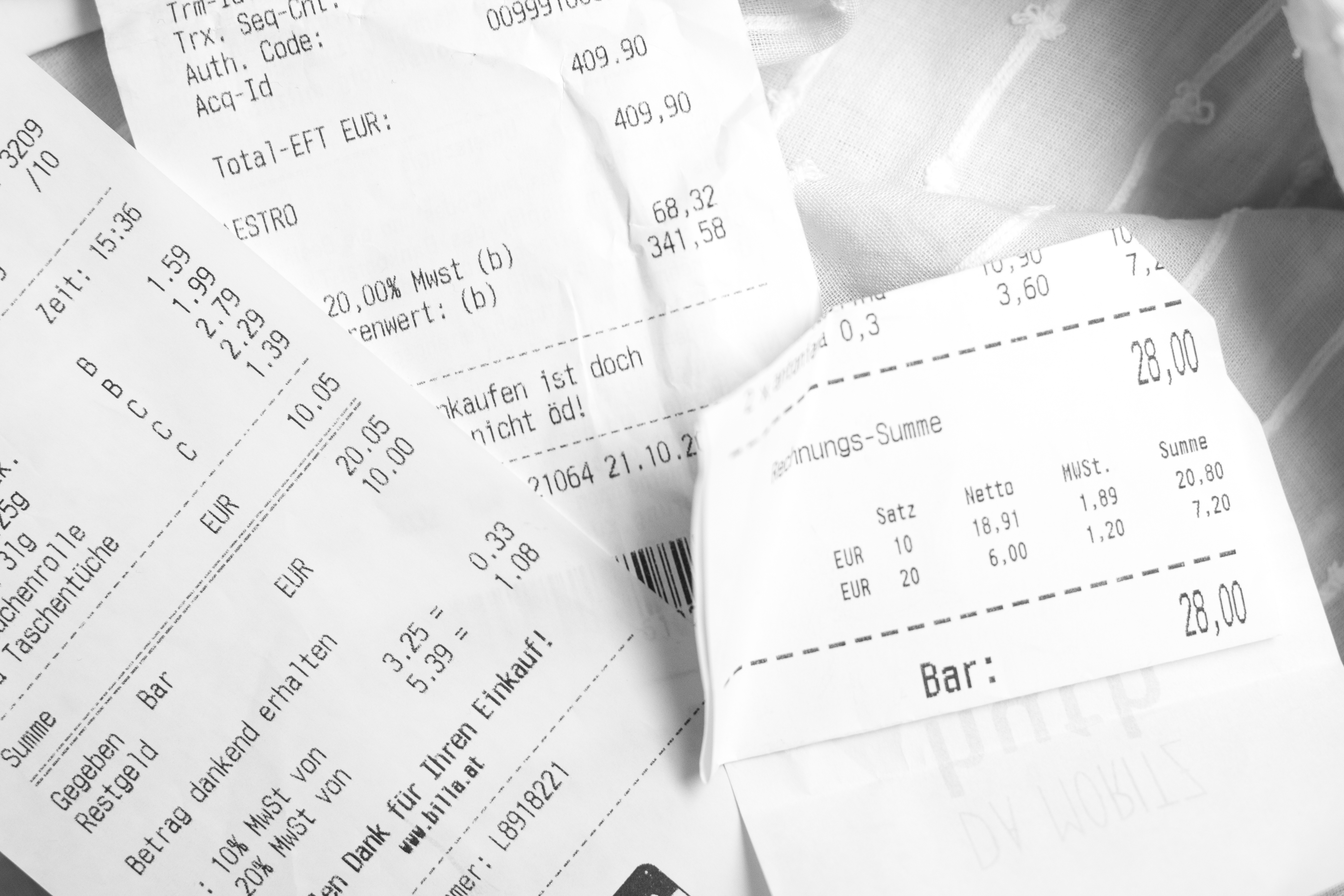 """""""SPOA DA DEI GÖD"""" – über's Sparen und Vorsorgen"""