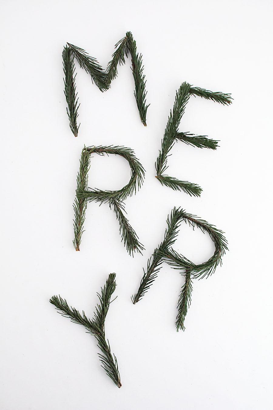 annalaurakummer-inspiration-weihnachten-pinterest-merry-pine-letters