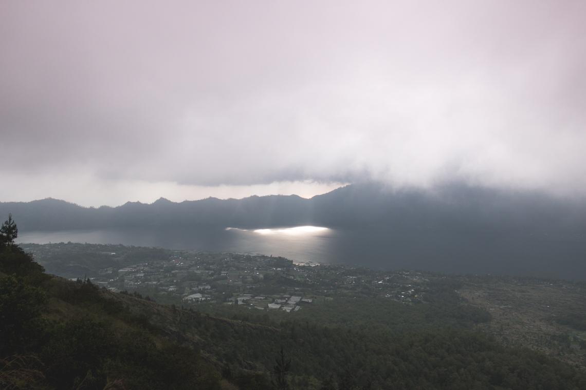 BALI: Mount Batur Wanderung