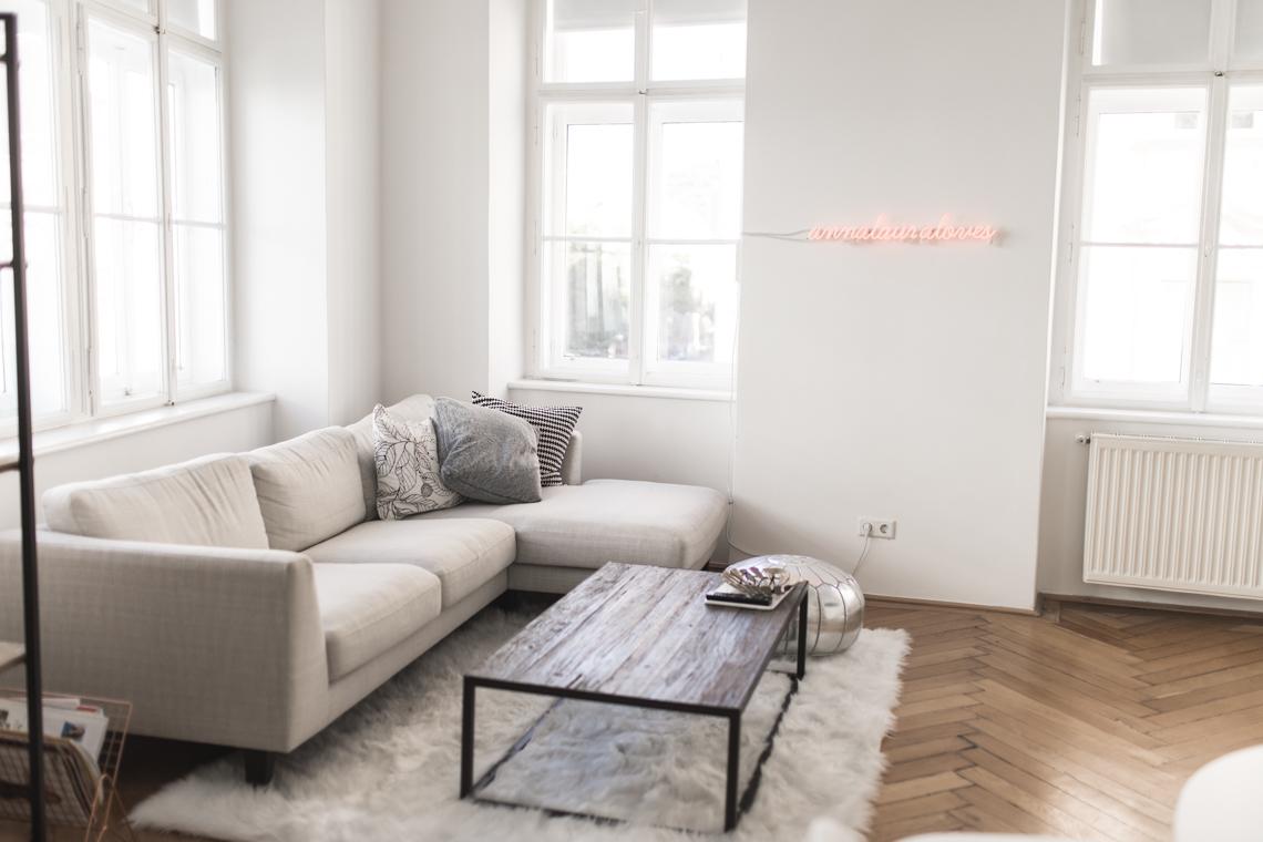 Wohnung wohnzimmer tour anna laura kummer - Wohnzimmer design ...