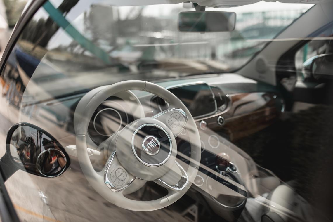 FIAT 500 RIVA – das perfekte Stadtauto