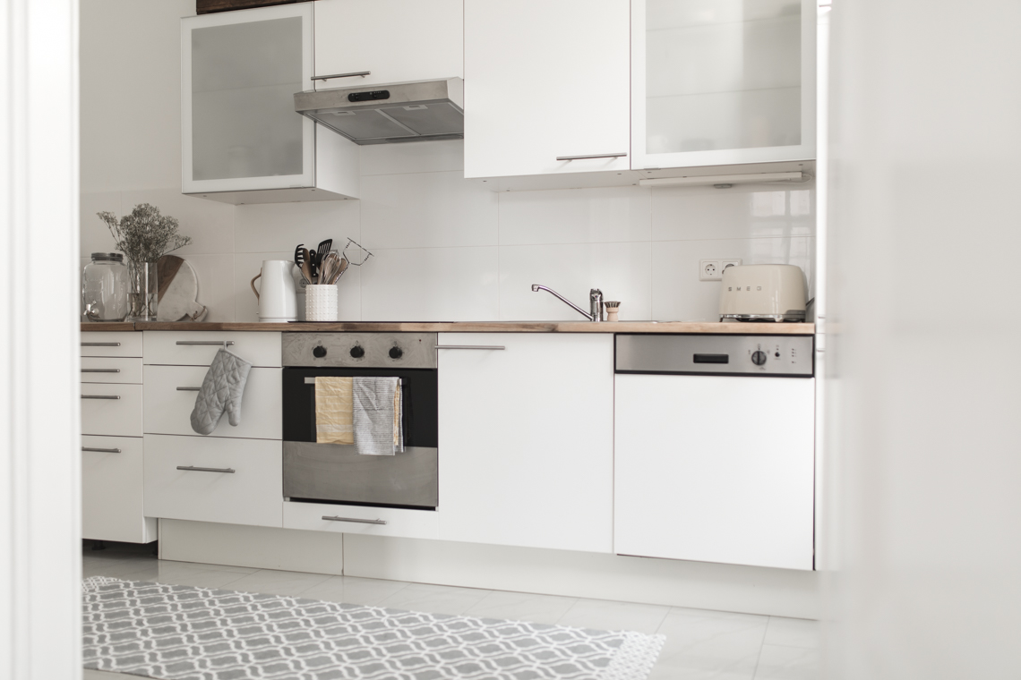 Küche, Idee, Inspiration, Blogger, Wien, Aufbewahrung, Wohnung, Einrichten,