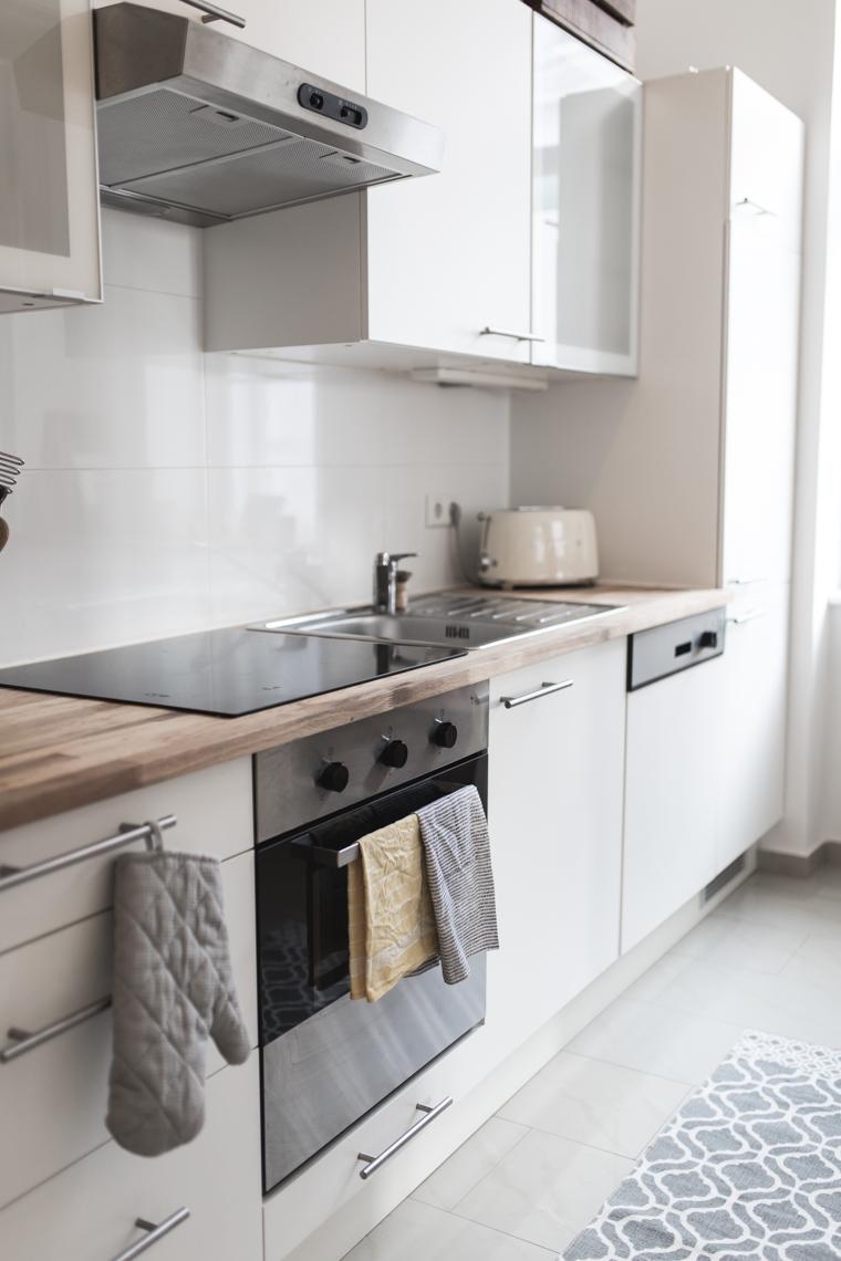 WOHNUNG: Meine Küche! - Anna-Laura Kummer