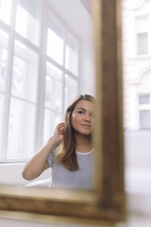 Maximilian Salzer, annalaurakummer, glänzende haare, haar, tipps, gesunde, natürliche, haare