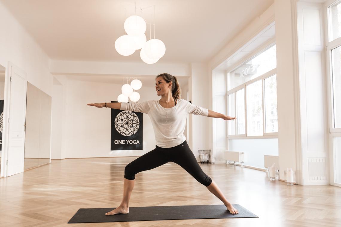 Wien Tipp One Yoga Anna Laura Kummer