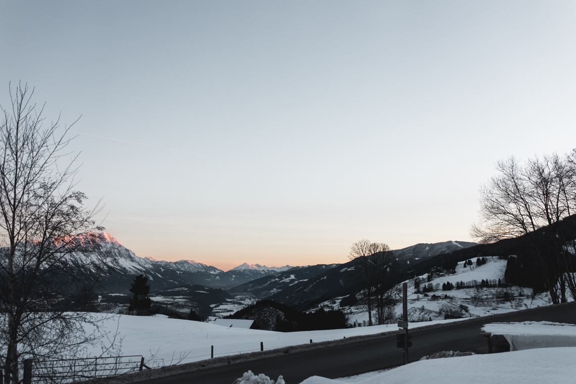 Weihnachten 2017: Skiurlaub in Österreich
