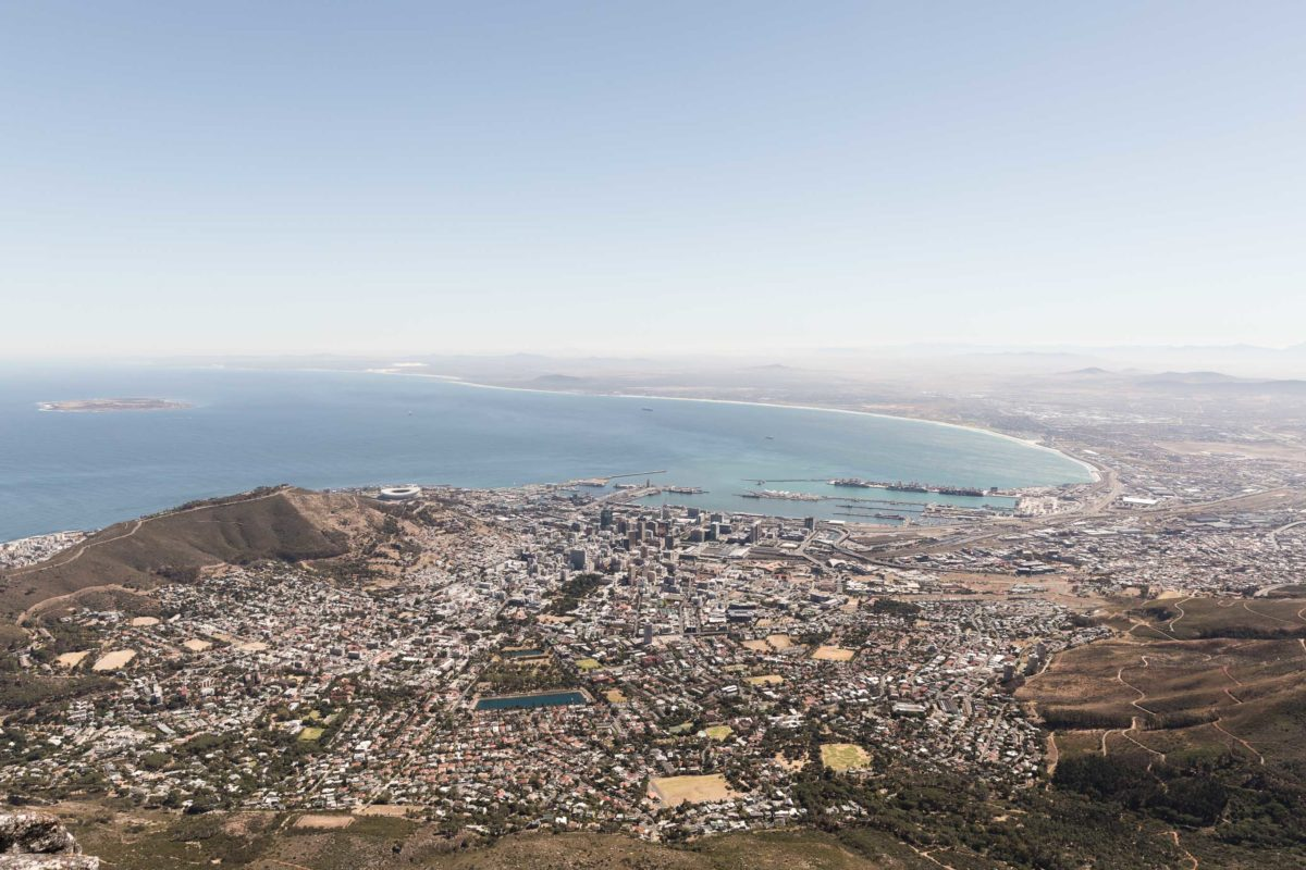 Cape Town: 2 Locals talk about the Water Crisis