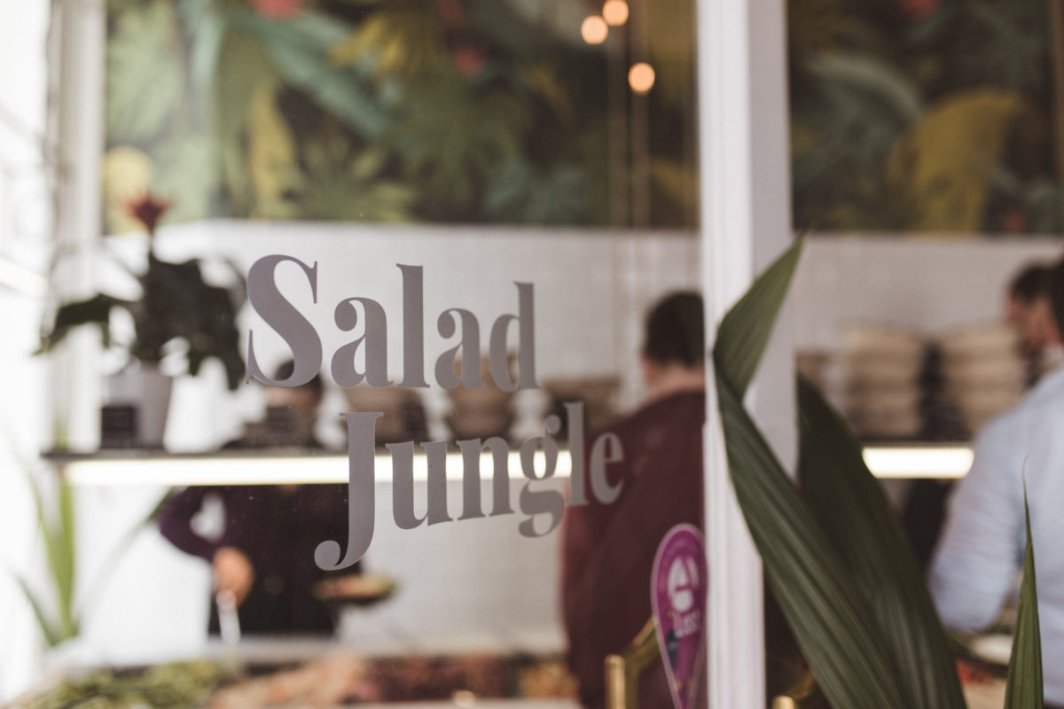 Wien Tipp: Salad Jungle