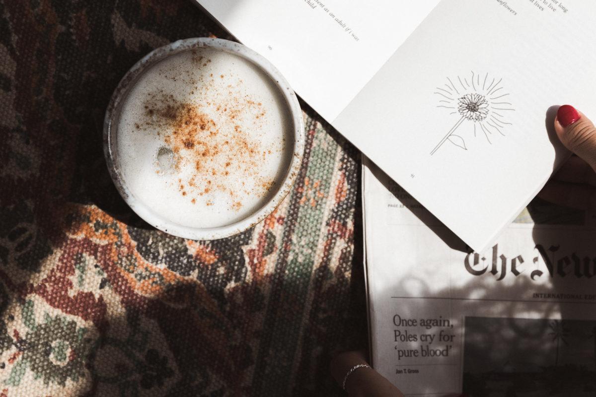 Hanna's Morgenroutine + Matcha Latte Rezept