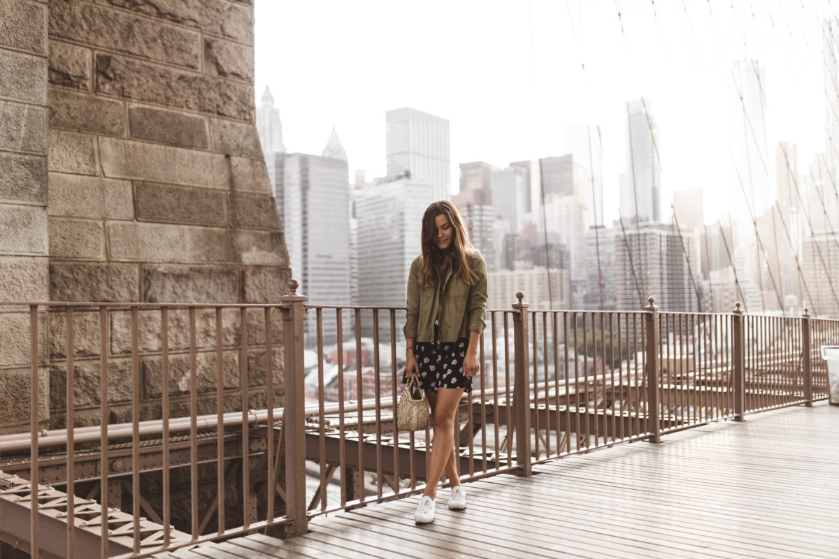 OUTFIT: Brooklyn Bridge