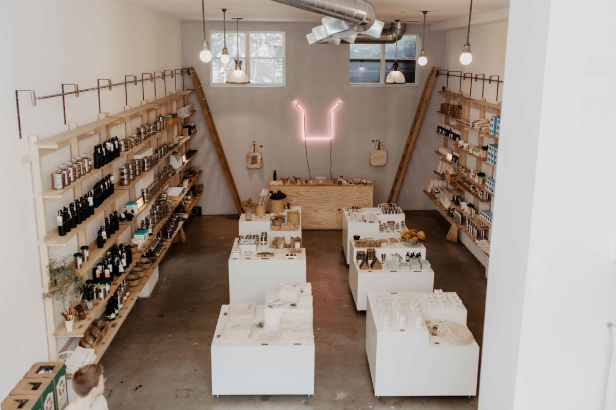 annalaurakummer, zero waste, unverpackt, package free shop, trash is for tossers, new york