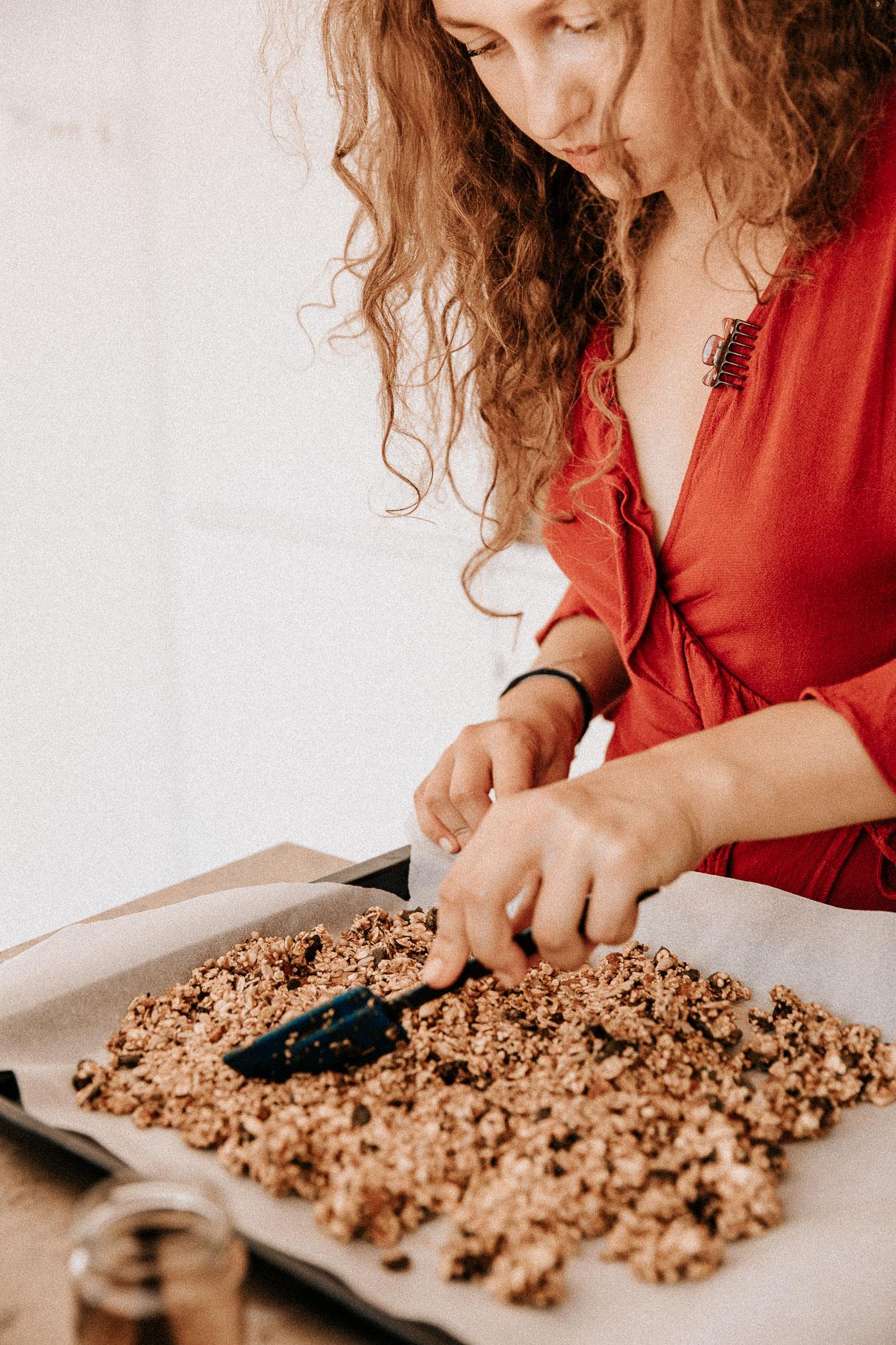 marxosommer, marxo sommer, hanna gassner, annalaurakummer, simplestoryteller, vegan, rezept, pumpkin spice granola