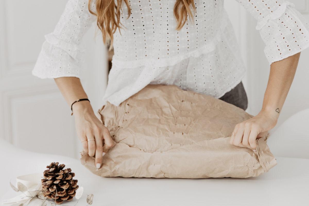 Geschenke nachhaltig verpacken: Tipps & Ideen