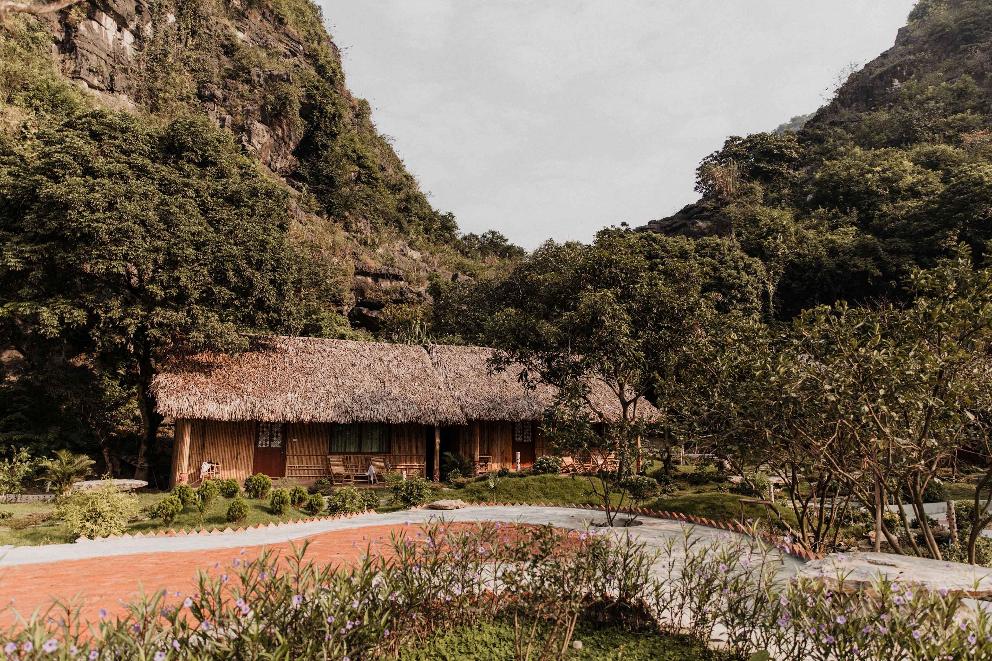 annalaurakummer, green homestay, hostel, ninh binh, vietnam
