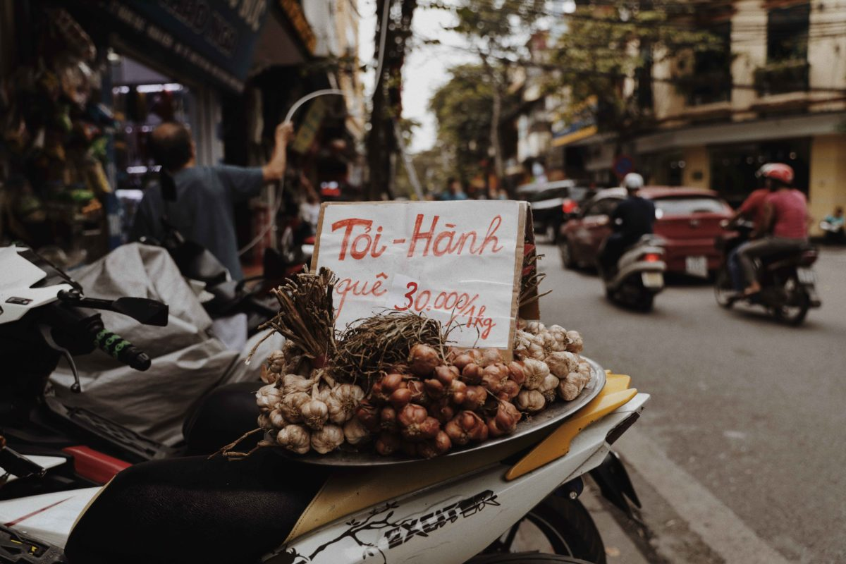Vegan Travel Guide: Hanoi, Vietnam