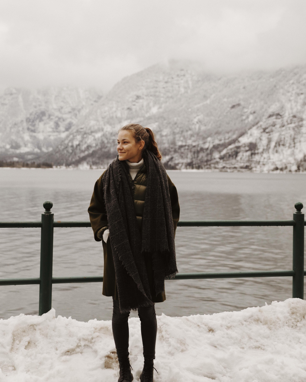 annalaurakummer, hallstatt, austria, outfit, fair, fashion, jacke, patagonia