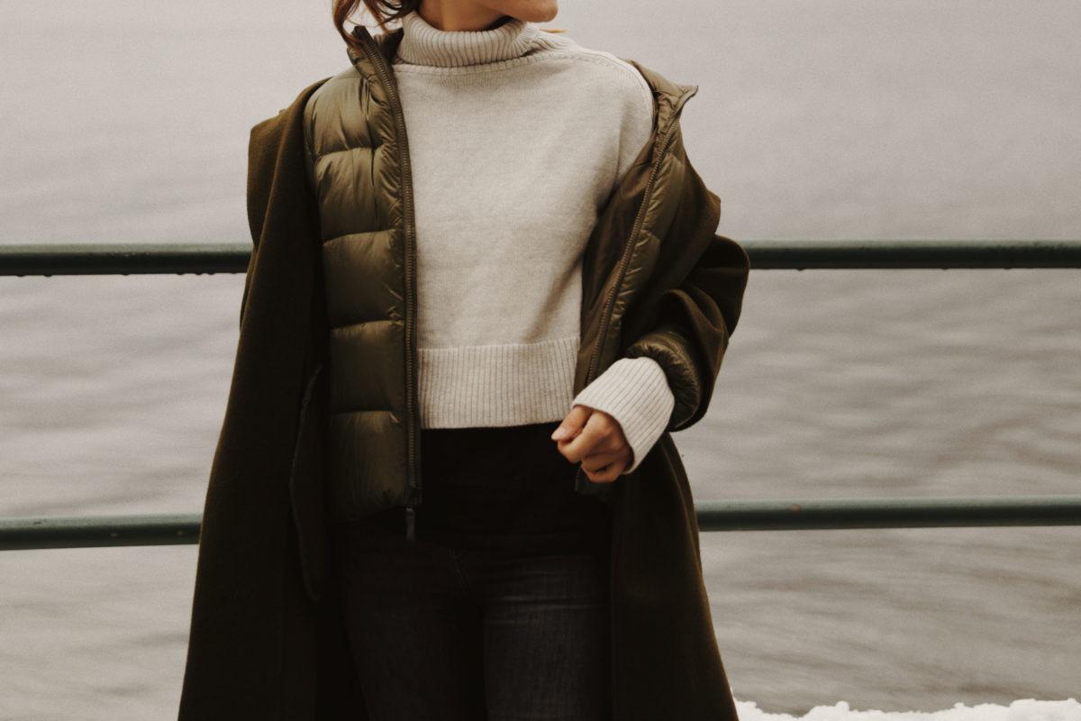 Outfit: Verschneites Hallstatt